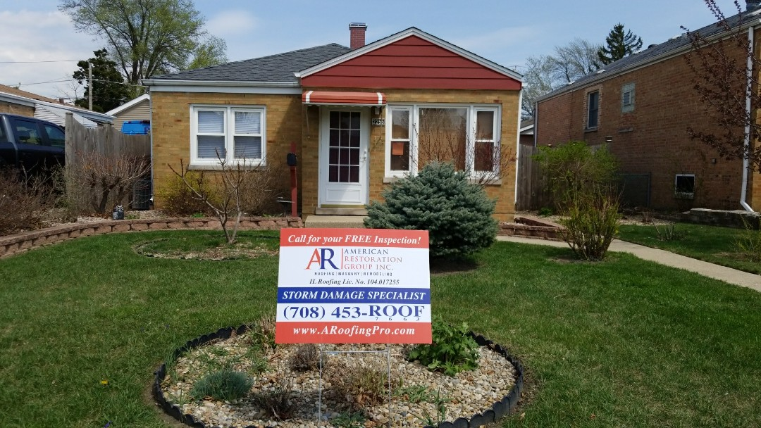 River Grove, IL - Another happy customer, Thanks to ARGI and State Farm Ins.