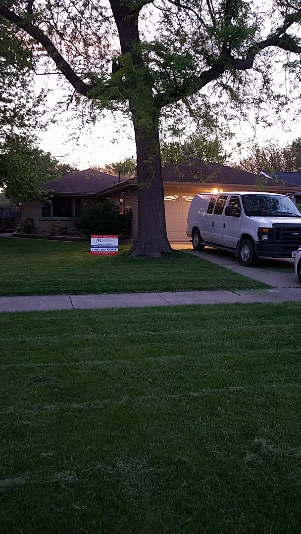 Lockport, IL - Just signed up another homeowner ARGI TEAM doing what we do best