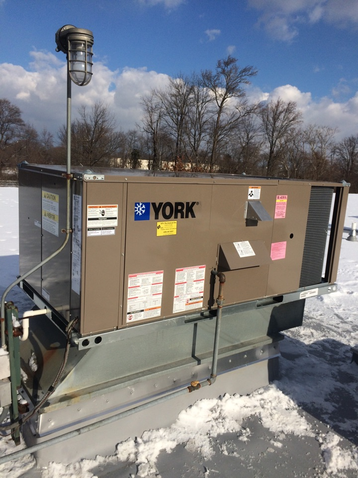 Garnet Valley, PA - Completed heating maintenance on a carrier furnace for a residential maintenance customer.