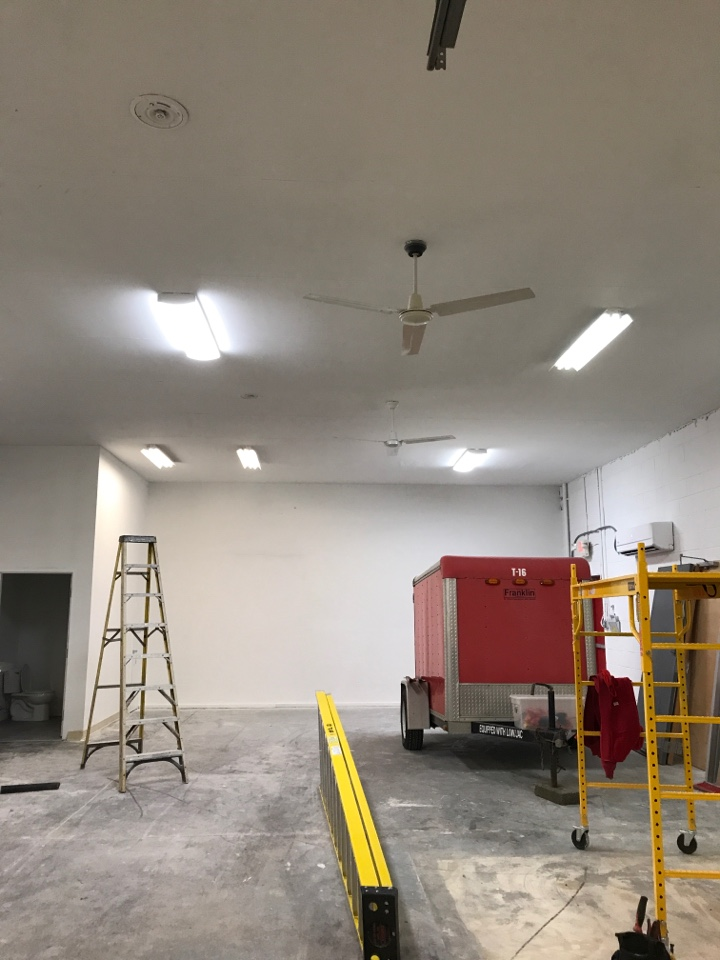 Mickleton, NJ - Installing led fixtures/ replace fluorescent