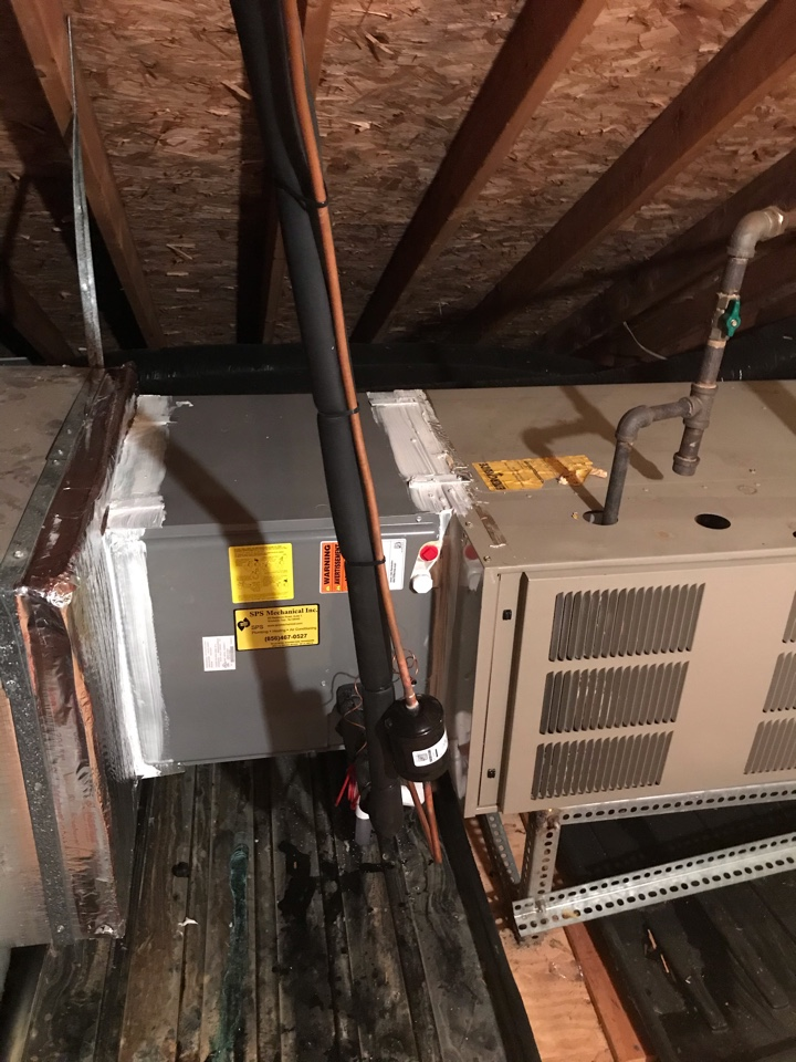 Woodbury, NJ - Replaced air conditioning system