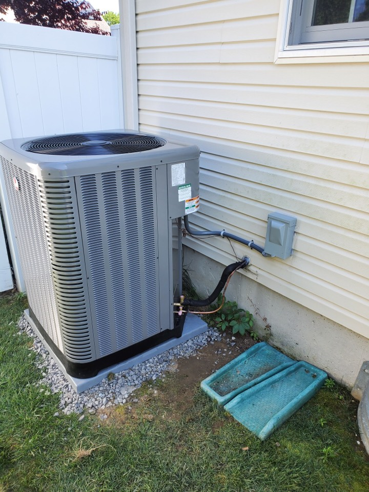Glassboro, NJ - Replaced full heat and air conditioning system