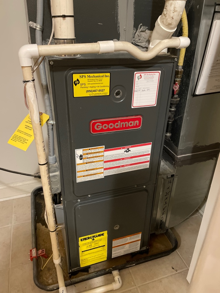 Swedesboro, NJ - Furnace maintenance