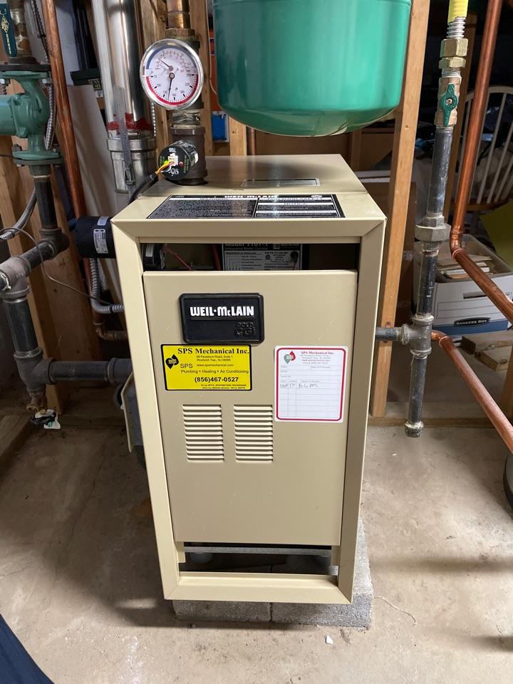 Wenonah, NJ - Boiler Maintenance