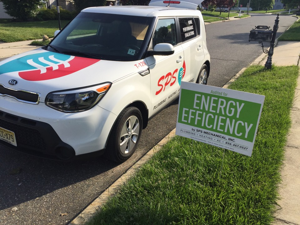 Mount Royal, NJ - Installing new Payne system, home performance upgrades and Aeroseal in Mt. Royal NJ , customer claiming $2000 in Energy Star rebates
