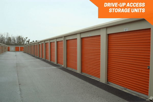Whether you are storing household items, or goods for a small business we have the space to fill your needs. Drive up access, and large roll up doors make loading your unit a breeze. Thank you for the continued support!
