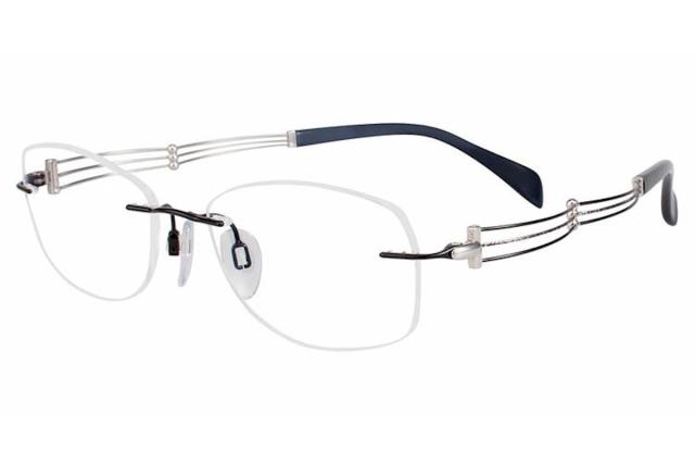 Milton, FL - Patient came in for an appointment with one of our Optometrist in Pensacola. She received her updated prescription and wanted one pair for distance and one pair for her reading. She was able to find designer rimless frames for her light weight poly carbonate lenses. plus utilize our buy 1 get 1 50% off same day special.