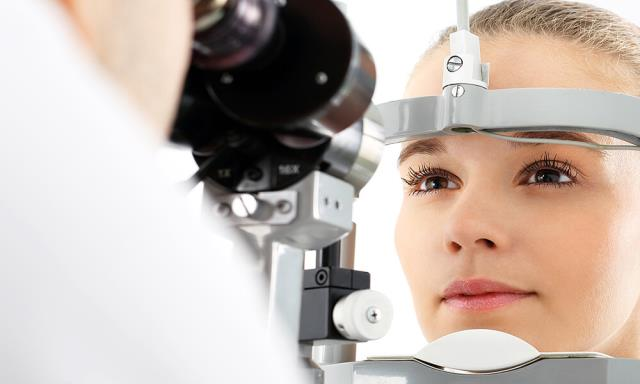 Pensacola, FL - Patient came in for his annual contact lens and glasses exam, conveniently located at 5328 N Davis Hwy in Pensacola.  After seeing the eye doctor hes ready for the upcoming year with 2020 vision.