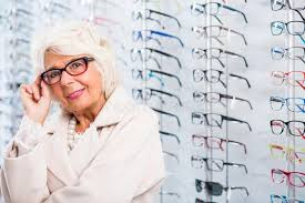 Gulf Breeze, FL - Patient came in for routine comprehensive eye exam with our Optometrist today. She Got a Laura Ashley designer frame and paired that frame with a custom High Definition Digital Progressive lens. The custom high definition digital lens with give her the widest viewing range and the market, the most clarity and works more like her natural eye. She paired her custom lens with a Transition which will make her lens tint in direct sun light to make her glasses more like a sun glass. She also added and anti reflective coating to help her with her night time driving, star burst affect from on coming traffic and glaring from headlights, taillights and street lights.