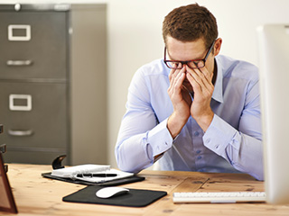 Mary Esther, FL - Squinting at computer, tablet, or mobile screens for hours at a time is a normal part of our lives in the 21st century. Unfortunately, eye problems associated with this activity are also on the rise. Learn More Here: https://www.50dollareyeguy.com/computer-vision.html