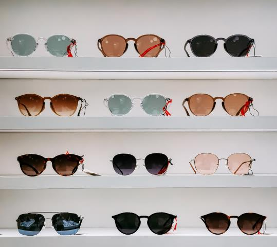 """How do I know my glasses will protect my eyes? Look for label reading """"UV 400,"""" since this designation means that the glasses block UV rays as small as 400 nanometers, providing 100 percent eye protection."""