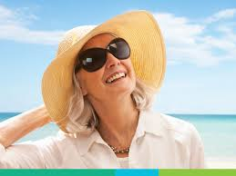 Gulf Breeze, FL - Patient have in today for an exam with the eye doctor.  Needing an update on her lenses she found the perfect designer frame for her new hd digital progressive lenses.  Excited about the new upgraded progressives for easier reading and looking at her computer.