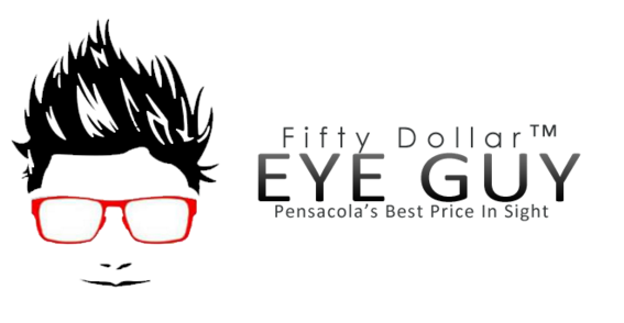Fifty Dollar Eye Guy - Pensacola