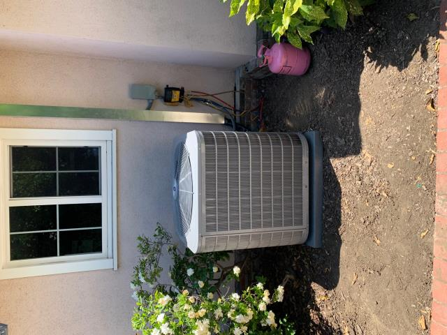Fullerton, CA - add AC, add air conditioning, new furnace, new coil, new ducts,