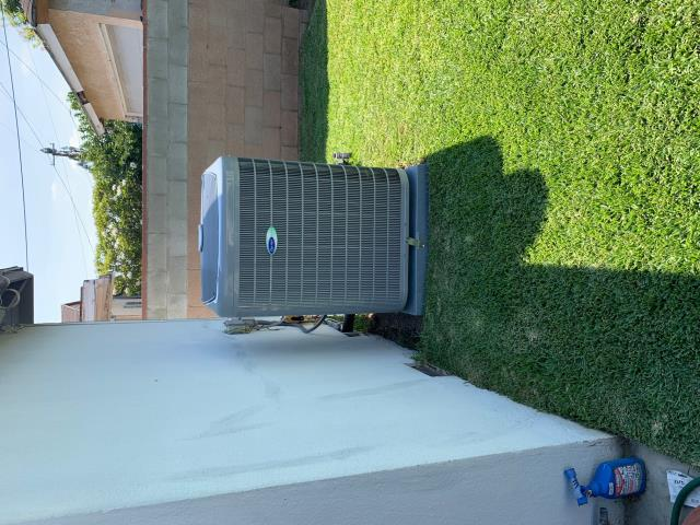 Santa Fe Springs, CA - New Carrier Infinity system.  3 ton variable speed 22+SEER condenser, 40,000 BTU variable speed furnace, 3 ton high efficiency coil, Infinity wifi control, Infinity air purifier, all new flex ducts (R-6), all new grills, city permits, HERS tesing and $1,350 Cool Cash rebate.