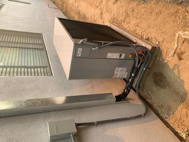 Anaheim, CA - No ac, no cold air, need to add ac, new condenser.