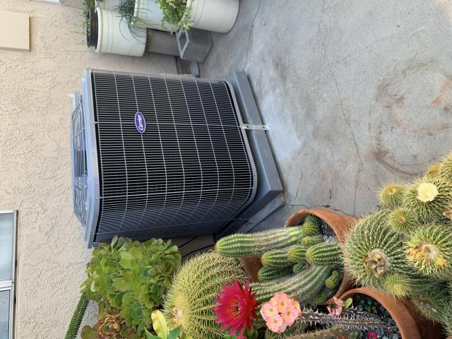Yorba Linda, CA - install new air conditioning system, new furnace, install new ducts, install new thermostat, install new registers.