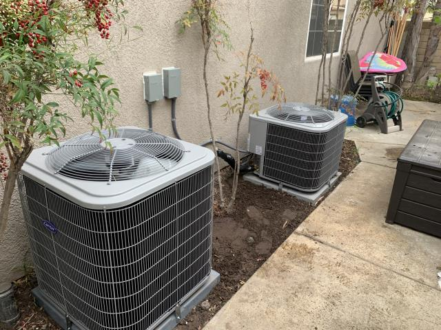 Placentia, CA - Install new air conditioning, install new condensers, install new ducts, install new grills