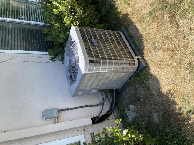 Cerritos, CA - no ac, estimate for new air conditioning, replace air conditioning, Carrier 17+SEER two speed condenser, Ecobee thermostat