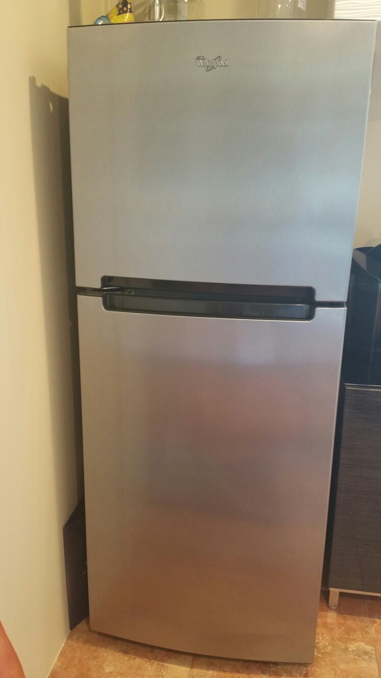 Whirlpool refrigerator making noise