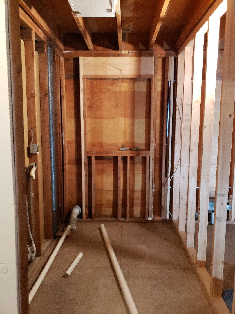 Berkeley Heights, NJ - Installation of supplies in berkley heights today