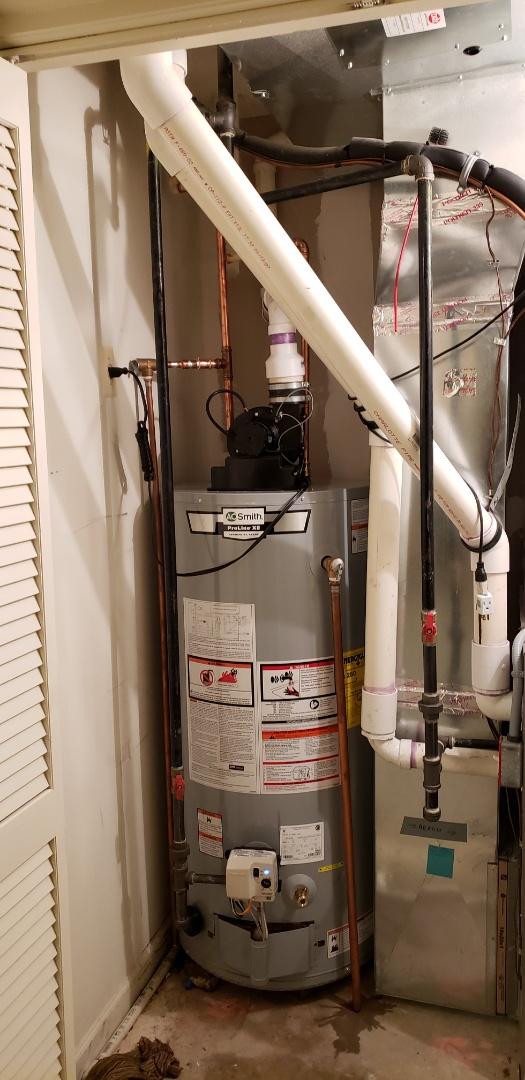 Garwood, NJ - Emergency replacement of water heater in Garwood NJ