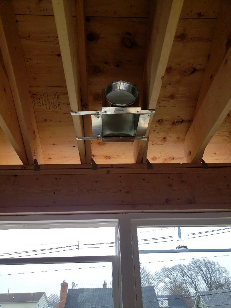 Carteret, NJ - New system installation for second floor addition in carteret