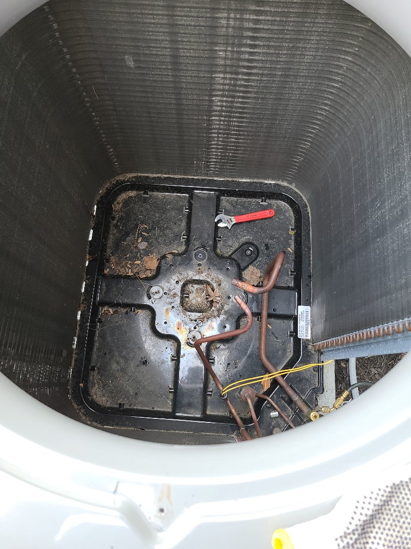 Tinton Falls, NJ - Replacement of the compressor Tinton Fall NJ
