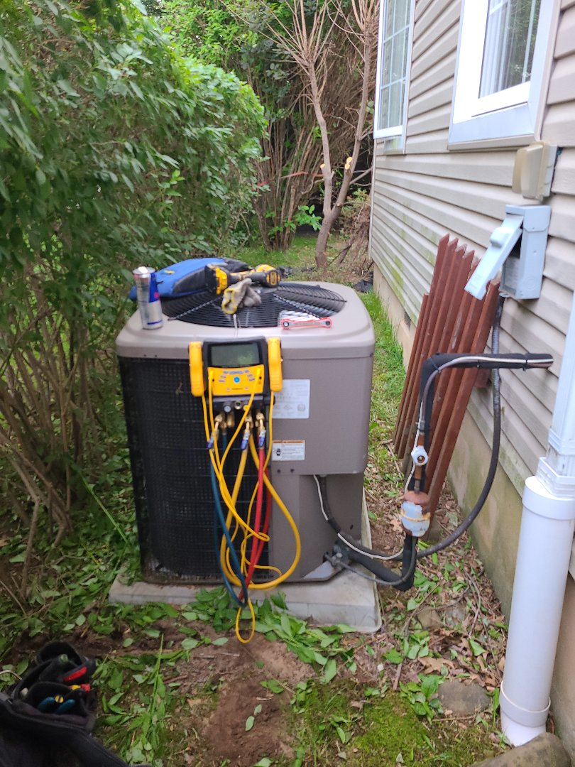 Union, NJ - Condenser coil furnace replacement in union