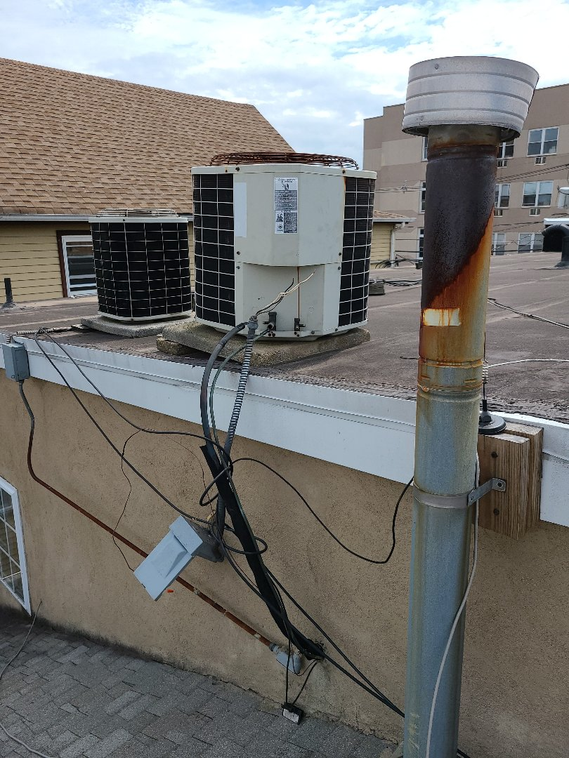 Linden, NJ - Condenser and system replacement in linden