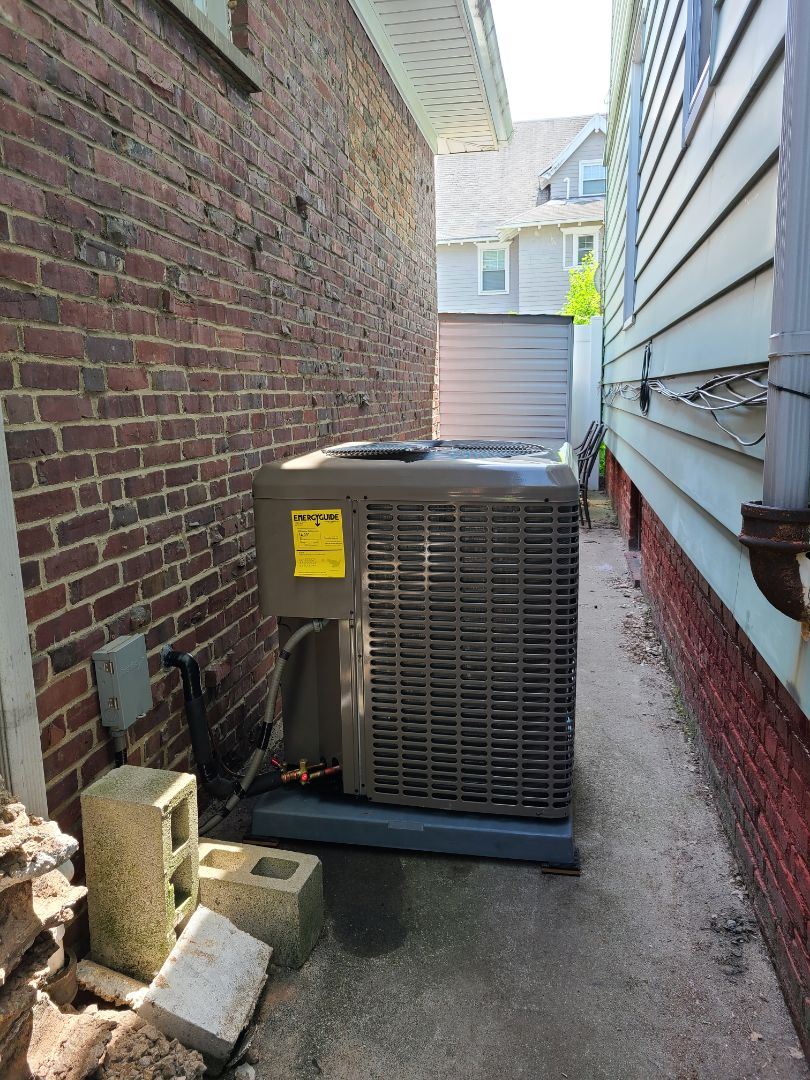 Bayonne, NJ - System replacement complete in Bayonne