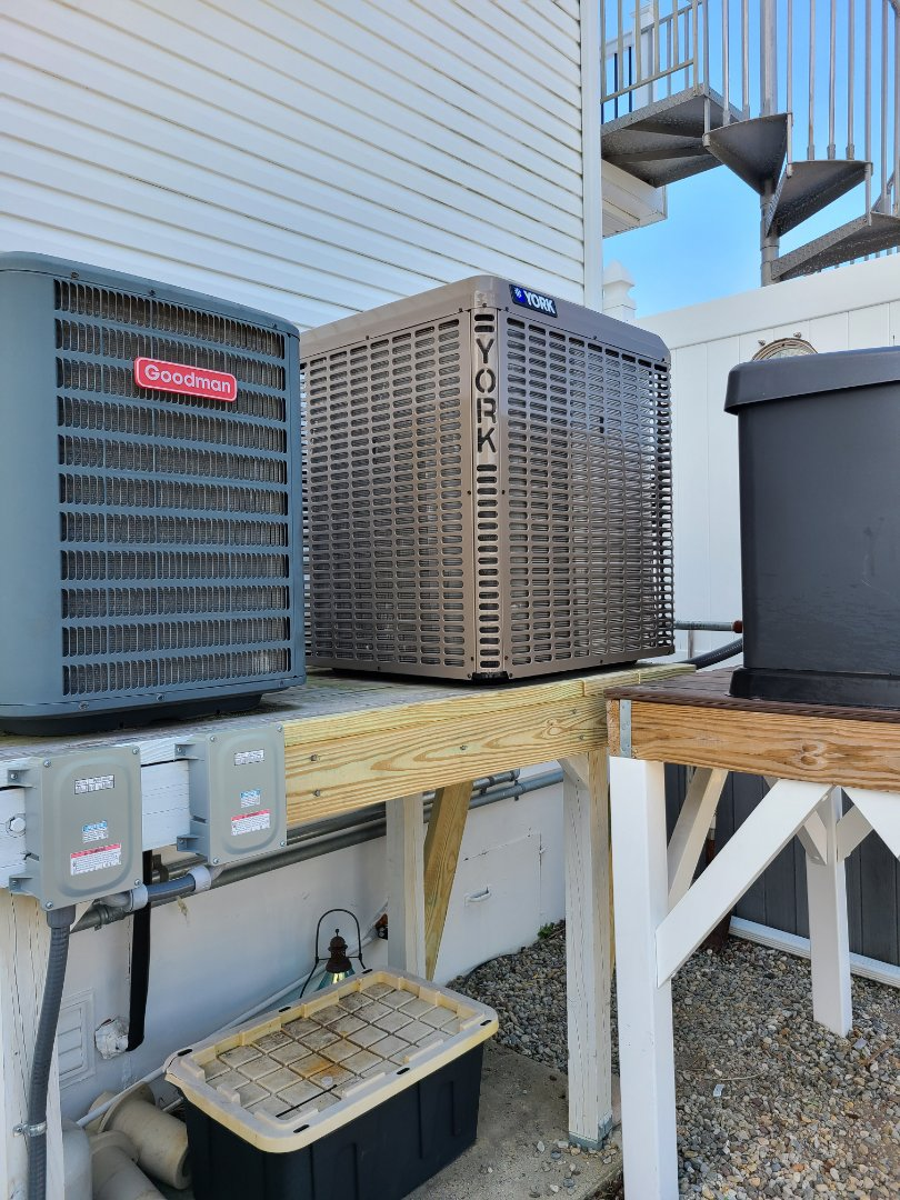 Berkeley Township, NJ - Furnace coil condenser replacement in bayville