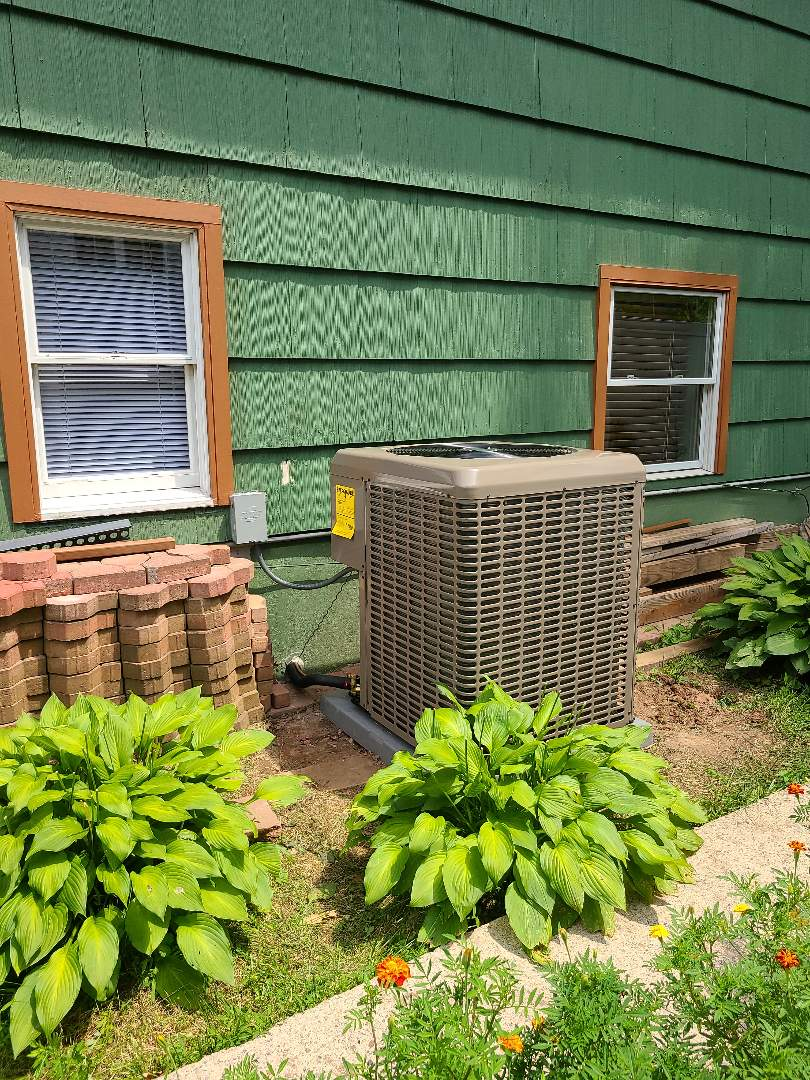 New Providence, NJ - Completed coil condenser replacement in new providence