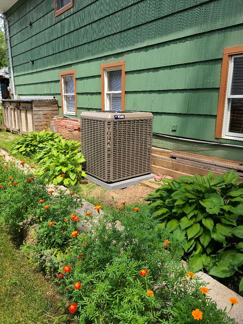 New Providence, NJ - Replaced coil and condenser in New Providence NJ