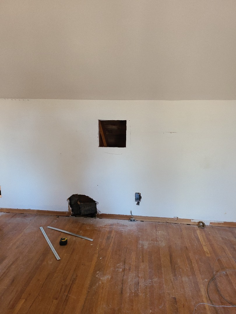 East Brunswick, NJ - Second floor York system install in East Brunswick