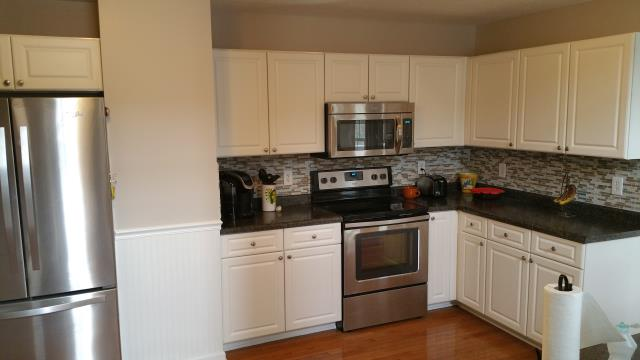 Columbus, OH - Full home renovation including a kitchen, carpet, painting and bathrooms due to the home being outdated.  The homeowner used an FHA 203k home loan during the purchasing and all renovations were done through the 203k loan.