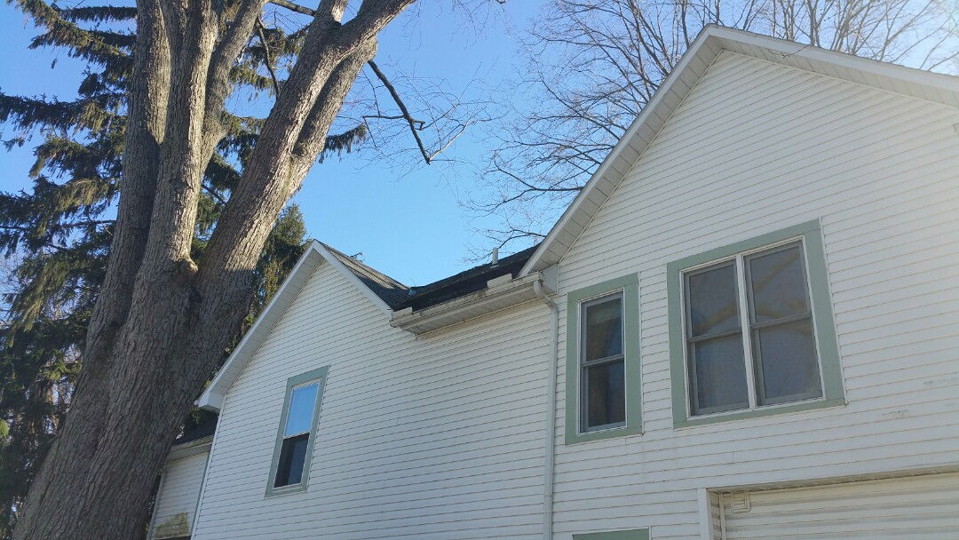 Reynoldsburg, OH - Full inspection for a new 203k home renovation with a new kitchen, bath, hardwood floors and windows.