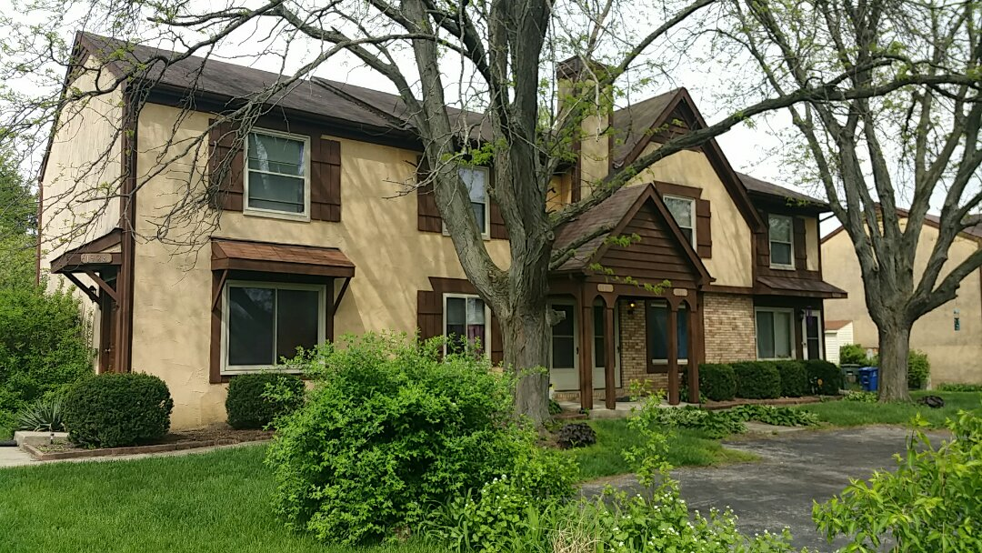 Columbus, OH - Commercial roofing and attic inspection for new replacement roofs and blown-in insulation to code.