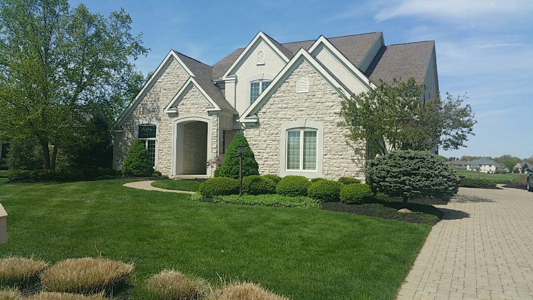 Westerville, OH - Roof inspection for full replacement in Westerville.