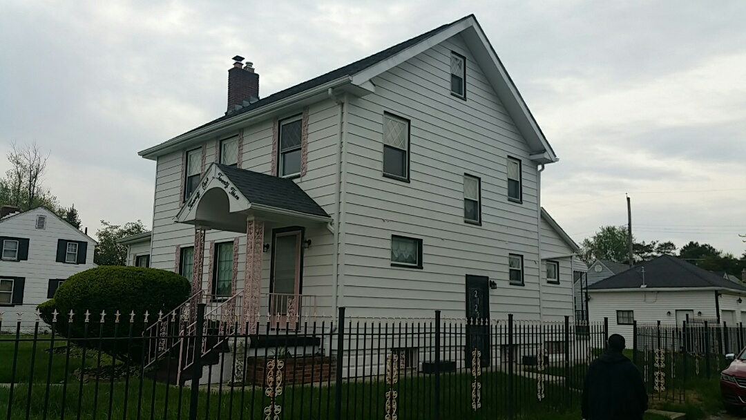 Columbus, OH - Full home inspection for an FHA 203k renovation.