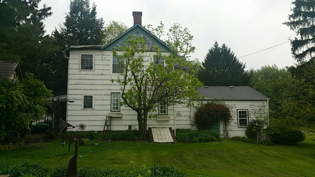 New Albany, OH - Full home inspection for roofing replacement due to wind damage and exterior painting.