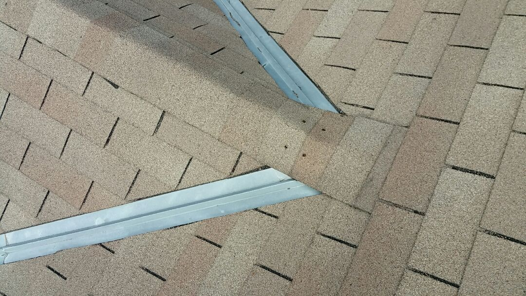 Reynoldsburg, OH - Roofing inspection for wear and tear.