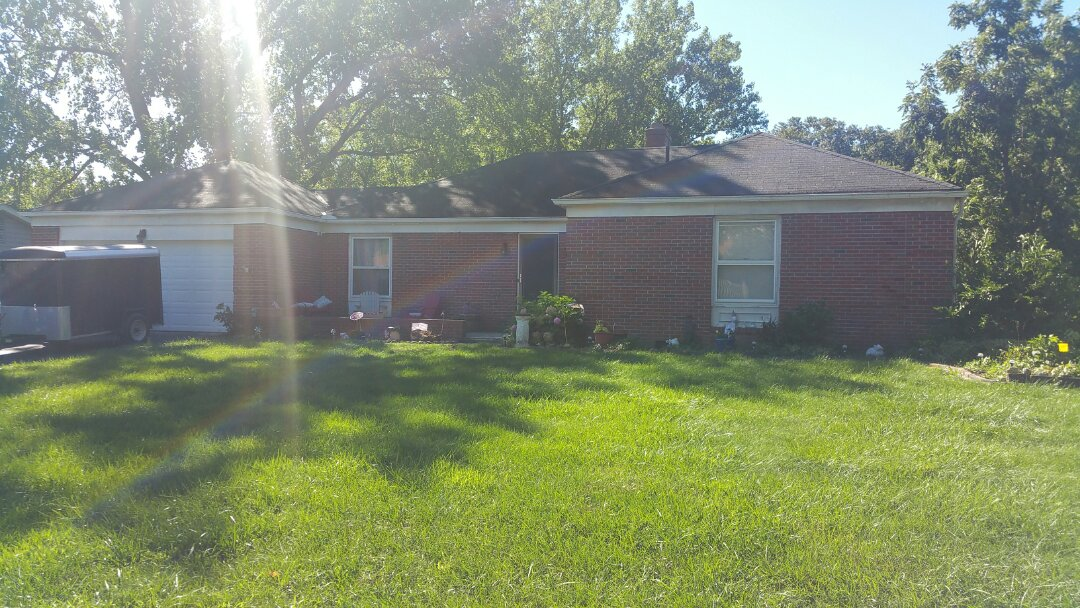 Columbus, OH - Inspection for wind and hail damage. Roof will require full replacement.