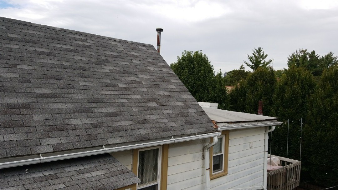 Columbus, OH - Multi- family roof inspection before purchase.