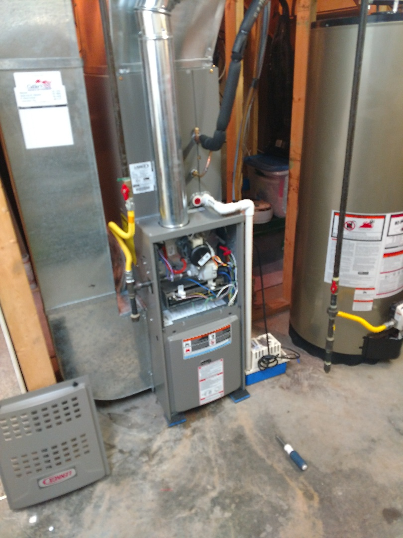 Furnace and AC install
