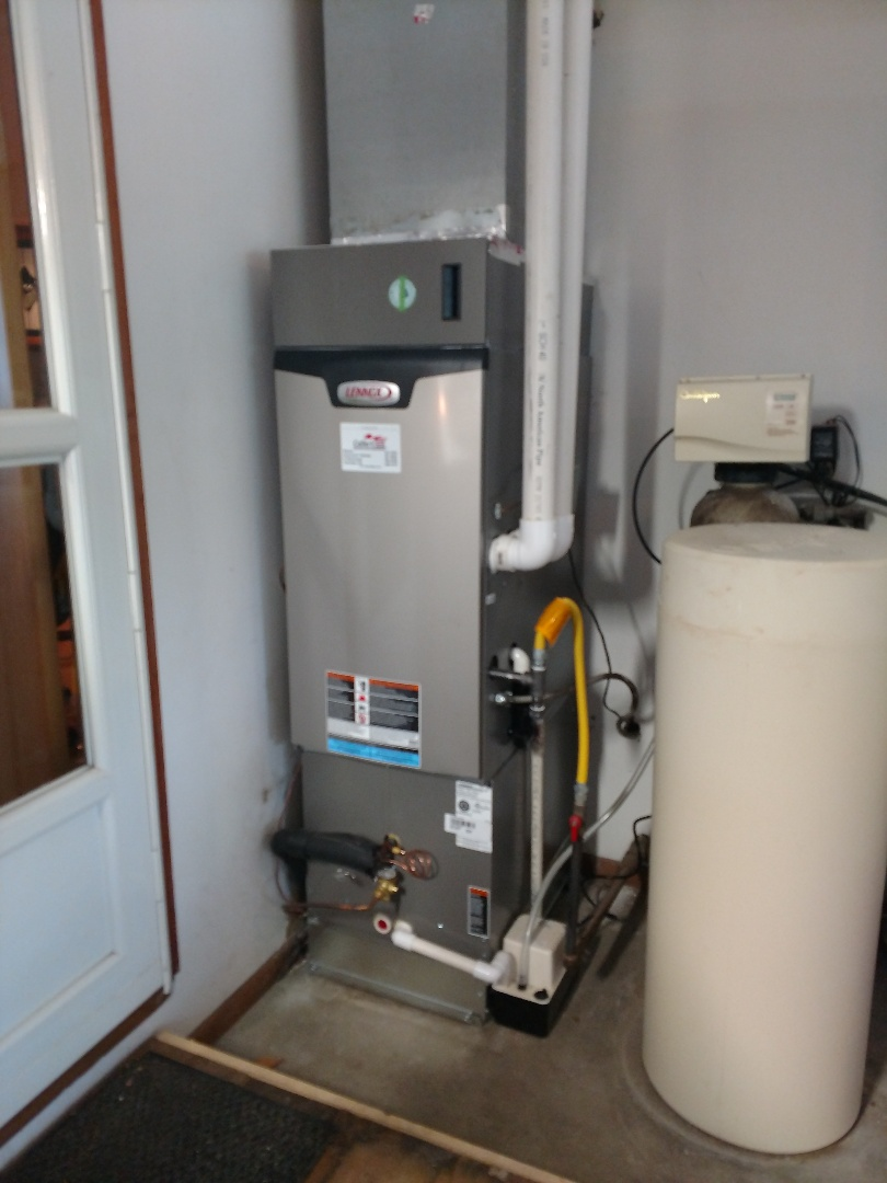 Warsaw, IN - Furnace and AC install