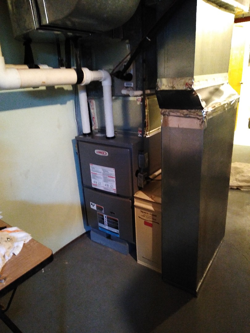 Rochester, IN - New furnace install