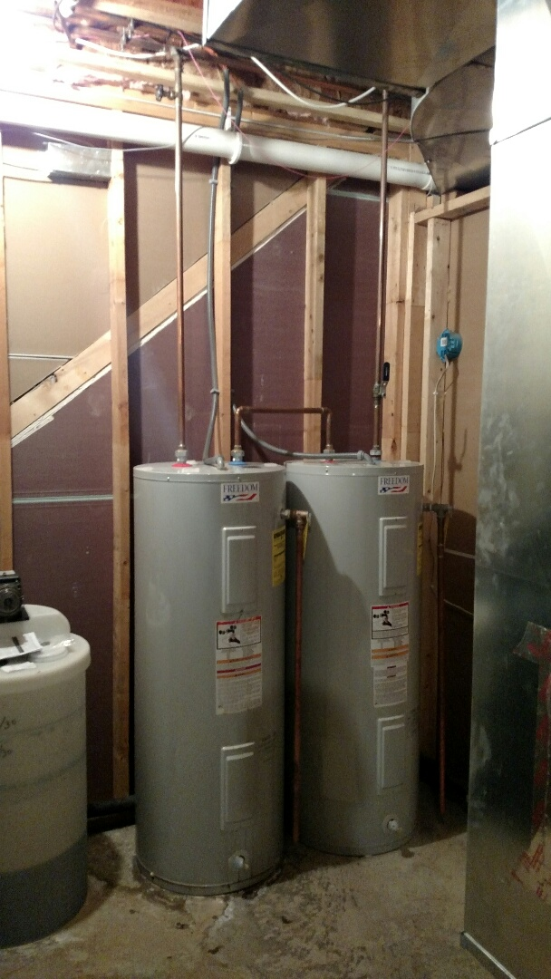 Warsaw, IN - State water heaters