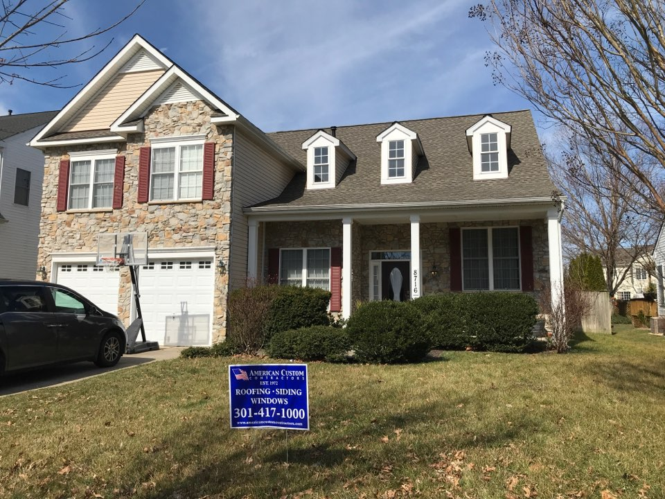 Easton, MD - Timberline HDZ Weather Wood High Definition Lifetime Shingles