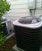 Apex, NC - Ac Maintenance, Service Call, Perform maintenance, comfortmaker split system, heat pump, gas furnace, Carrier